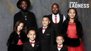 Man Adopts Five Siblings To Stop Them From Being Separated