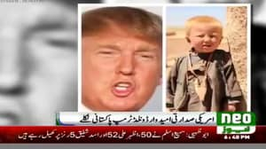 Pakistani News Outlet Claims Trump Is A Citizen Of The Country