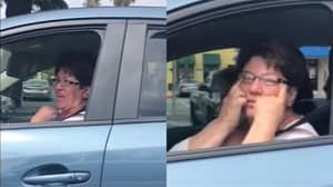 Driver Launches Into Racist Road Rage Attack On Asian Man