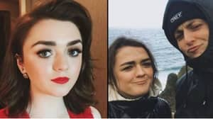 Maisie Williams Plays Trivial Pursuit With Her Boyfriend And Finds That She's An Answer