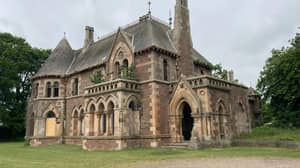 French Gothic Style House Listed With Starting Price Of £1