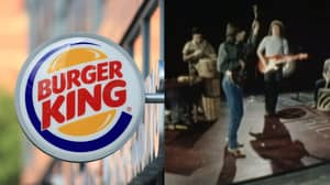 Burger King Will Play Toto 'Africa' All Day In One Of Its Restaurants