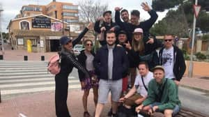 LAD Goes On Holiday With Gang Of Strangers Because He Has Same Name As Their Friend
