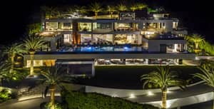 The World's Most Expensive £200 Million Mansion In Bel Air Is Now On The Market