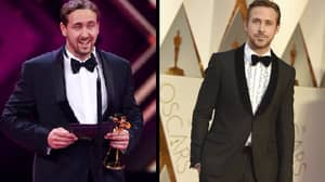 Prankster Fools German TV And Accepts Award Posing As Ryan Gosling