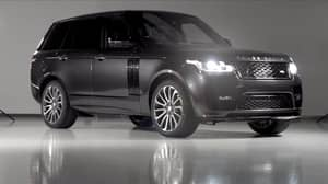 Boxing Champion Anthony Joshua Shows Off His New £150,000 Range Rover