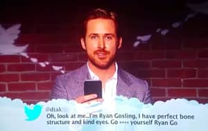 The Oscars' Edition Of 'Mean Tweets' Is Brilliant