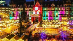 Manchester Christmas Markets Are Officially Returning This Year