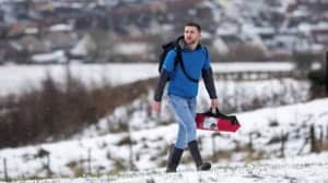 This LAD Is Walking From Glasgow To London To Help Struggling Soldiers