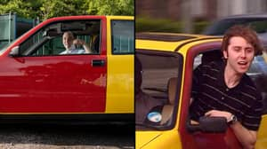 Iconic Bus W*****s Fiat From The Inbetweeners Has Sold For £15,000