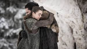 George RR Martin Originally Planned For GoT's Arya Stark To Fall For Jon Snow