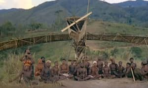 A New Religion Was Sparked When A Tribe Saw Planes For The First Time