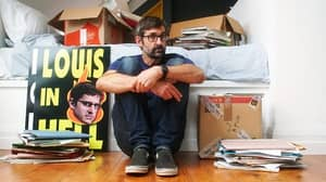 Louis Theroux Is Releasing A New Four-Part Series Looking Back On His Previous Documentaries