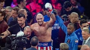 Tyson Fury Takes Swipe At Anthony Joshua After Schwartz Fight