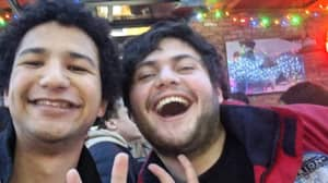 Student Travels 3,600 Miles To Meet Doppelganger With Same Name