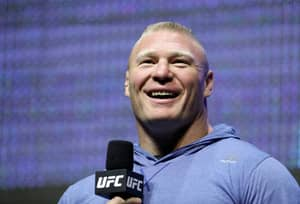 Brock Lesnar Just Earned The Biggest Pay Day In UFC History By A Long Way