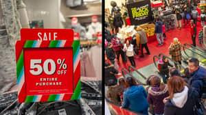 Black Friday 2018: Shopping Chaos Kicks Off Around The World