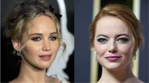 Jennifer Lawrence Ditches Golden Globes Party To Hang With Emma Stone