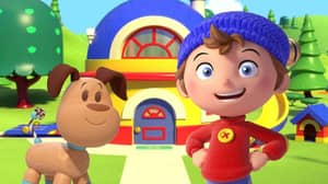 Cartoon Character Spotted Doing 'Something Outrageous' To A Sheep In 'Noddy'