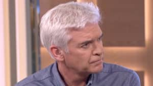 Phillip Schofield Snaps On 'This Morning' Over Misidentified Transgender Student