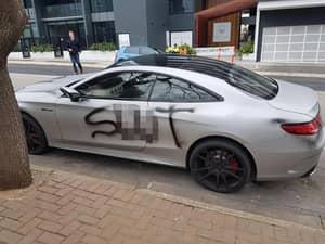Ex-Lover Takes Revenge And Destroys Former Partner's £130,000 Mercedes Car