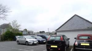 Tiny Parking Spot Set To Fetch £40,000 At Auction