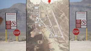 Google Maps Shows You The Secrets Hidden Inside Area 51