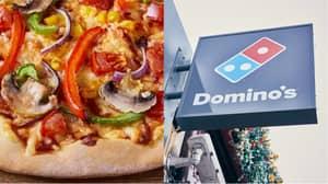 Domino's Trials New Vegan Supreme Pizza In UK