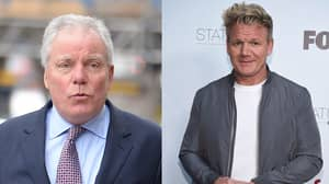 Gordon Ramsay's Father-In-Law Jailed Over Hacking Plot