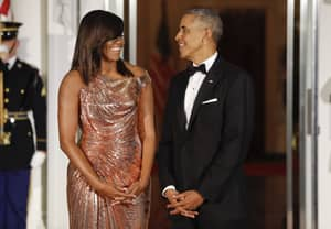 Barack Obama Says Michelle Will Never Run For Office