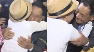 Woman, 92, Reunited With Her Son In North Korea After 68 Years Apart