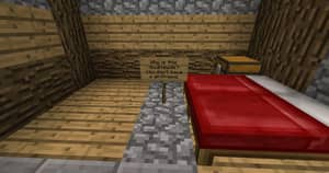 Dad Leaves Son Hilarious Messages On Minecraft