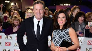 Piers Morgan Mugs Himself Off In An Attempt To Humiliate 'Love Island' Contestants
