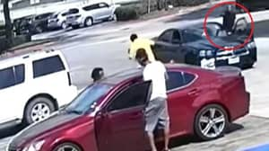 Guy Shoots Two Men Who 'Catcalled His Girlfriend' At A Petrol Station