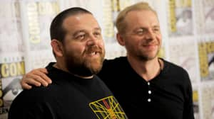 Simon Pegg And Nick Frost Are Reuniting For A New Comedy Project