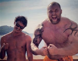 The Mountain Has Revealed His Diet In Preparation For World's Strongest Man 2016