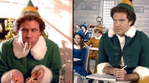 'Elf' Voted Best Family Christmas Movie Of All Time