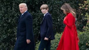 Barron Trump Thought His Dad Had Been Beheaded After Seeing 'Joke' On TV