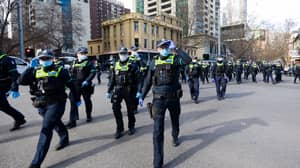 NSW Police Issue Ominous Warning For Anyone Planning Future Anti-Lockdown Protests
