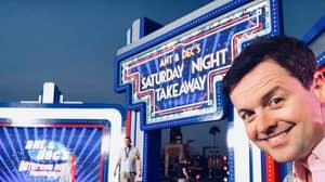 Dec Delivers Heartbreaking Speech When 'Saturday Night Takeaway' Cameras Stop Rolling