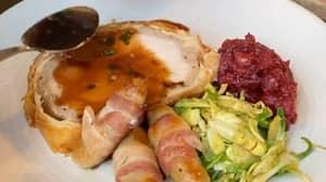 Gordon Ramsay's Christmas Dinner Criticised For 'Runny Gravy'