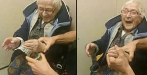 Ninety-Nine-Year-Old Woman Gets Arrested So She Can Tick It Off Her Bucket List