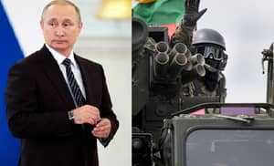 Vladimir Putin's Scary Plan To Take Over The World Is 'Revealed'