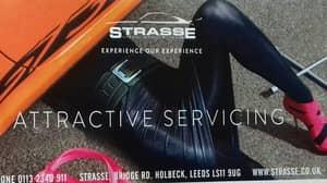 'Sexist' Garage Advertisement That Appeared In Porsche Magazine Has Been Banned