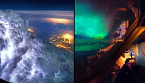 Pilot Captures Amazing Images From Up And Above