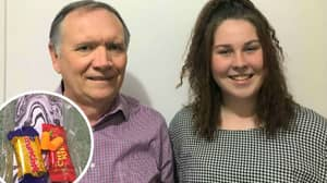 Stepdaughter Makes Snoring Stepdad Hand Out 'Care Packages' On Long-Haul Flight