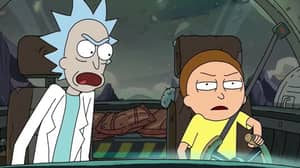 Rick And Morty Fans Are Watching Season 4 On Pornhub