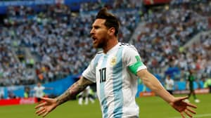 Messi First Player To Score World Cup Goal As Teenager, In His 20s And In His 30s