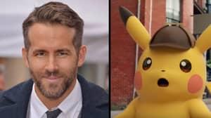 Ryan Reynolds Cast To Play Pikachu In 'Detective Pikachu' Movie