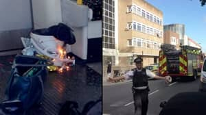 Police Arrest Teenager In Connection With Parsons Green Tube Station Bombing